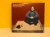 Joshua Radin - Simple Times (CD 2010) Card sleeve;
