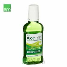 Aloe Dent Natural Mouthwash Aloe Vera 250ml