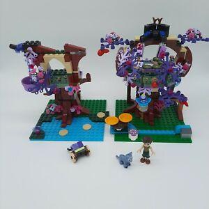 Lego Elves - The Elves Treetop Hideaway 41075 - Incomplete Set