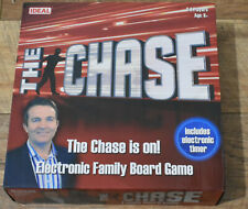 The Chase With includes Electronic Timer Questions Family Board Game Ideal race