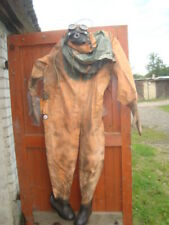 Russian Soviet divers  rubber drysuit SGP for rebrether Ida (Used)