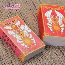 2PCS Hot Cardcaptor NoteBooks  Sakura Pattern Diary Book Clow &Sakura Collection