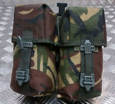 Genuine British Army DPM IRR Camo PLCE Double Ammo Pouch RH or LH - NEW