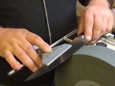 1 Stück Messer schleifen Schleifservice Küchenmesser Klingenlänge bis 9 cm