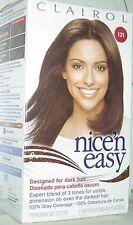 Clairol Nice N EASY 131 Dark BROWN Women Hair COLOR Permanent for Dark HAIR