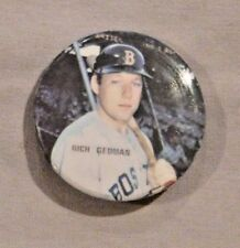 Rich Gedman Red Sox  Pin 1980s