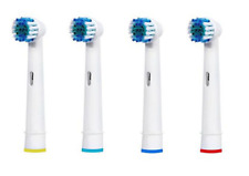 For Braun Oral B Advance Power 400 Compatible Toothbrush Heads x 4