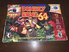 Nintendo Donkey Kong 64 ..BOX AND SOME PAPERWORK ONLY