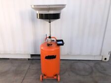 Oil Drainer,Under hoist Waste Oil Collection Unit, 100ltr Air empty, (OD100, O)