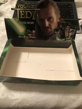 Star Wars CCG Young Jedi Battle Of Naboo EMPTY DISPLAY BOX Expansion Decipher