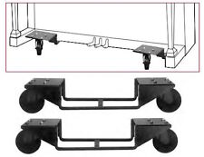 """5"""" Caster Heavy Duty Twin Dollies Dolly Upright Piano"""