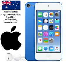Apple iPod Touch 6th Generation Blue 32 GB MP3 Player