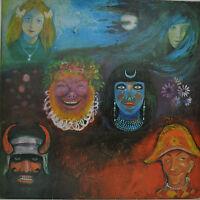 "KING CRIMSON - IN THE WAKE OF POSEIDON  12""  LP (M752)"
