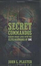 Secret Commandos by John Plaster