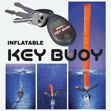 DAVIS Self-Inflating Key Buoy - Floats Up to 80g! #530