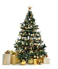 Christmas Tree Xmas 4FT 5FT 6FT Christmas Tree Metal Stand Home Decor Trees