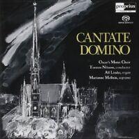 Nilsson, Torsten - Cantate Domino HANDEL SACD CD NEU OVP
