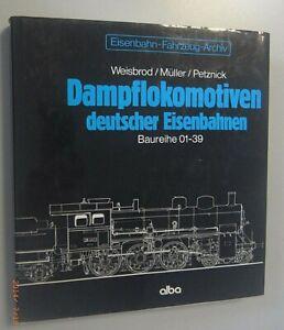 Dampflokomotiven deutscher Eisenbahnen Baureihe 01-39