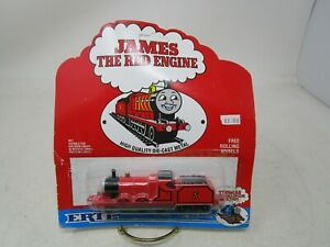 1987 ERTL Thomas The Tank Engine & Friends *JAMES THE RED ENGINE* (NOS)