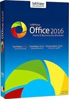 SoftMaker Office 2016 | 1 PC | Home and Business | LIFETIME PRODUCT KEY |