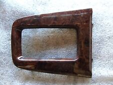 96941-9E000 98 99 00 01 NISSAN ALTIMA SHIFTER SHIFT BEZEL WOOD GRAIN OEM #G-49