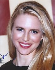 Brit Marling signed 8x10 Photo - Proof - The OA, Another Earth