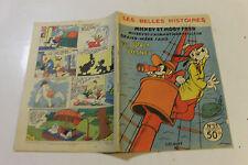 LES BELLES HISTOIRES DE DISNEY  33  OCTOBRE 1956  MICKEY ET MOBY FRED