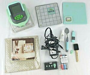 Making Memories Slice Cordless Digital Design Cutter Scrapbooking Kit