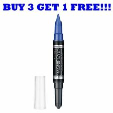 Rimmel Eyeshadow Magnifeyes Pen + Eye Liner Dark Side Of Blue 004 0.7g