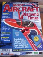 MODEL AIRCRAFT MONTHLY MAG AUGUST 2012 F-4 PHANTOM MIG KILLER CANBERRAS CONVAIR