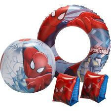 New Disney Spider-man Swim and Inflatable Set