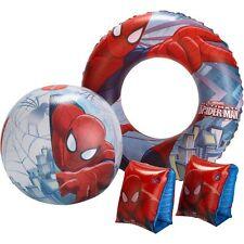 New Disney Spider-man Swim and Inflatable Set