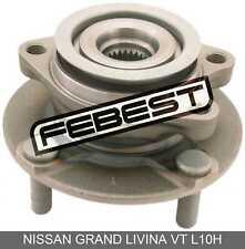 Front Wheel Hub For Nissan Grand Livina Vt L10H (2010-)
