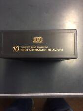 Genuine Sony Xa-10B 10 Disc Changer Cd Magazine Cartridge Excellent