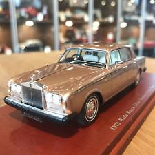 TSM 1/43 Rolls Royce Silver Shadow II Park Ward 1979 Champagne TSM114318