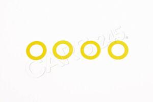 Genuine BMW CMSP E12 E21 E23 Gearshift Plastic Washers 4 pcs OEM 25111220439