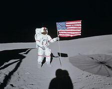 Apollo 14 Moon Landing NASA Alan Shepard 11 x 14 Photo Picture Poster Photograph