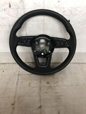 Audi 8V Multi Functional Round Steering Wheel