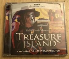 Robert Louis Stevenson : Treasure Island Audio book CD