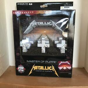 METALLICA 3D Cover MASTER OF PUPPETS