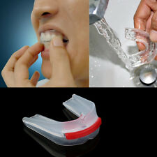 1Pc MouthGuard Teeth Protect for Boxing Basketball Football Plasticity Gum