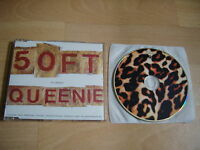PJ HARVEY 50 Ft Queene 1993 UK CD single demo trks p j