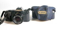 CANON T50 CAMERA W/ 50MM F1.8 LENS   ORIGINAL CASE