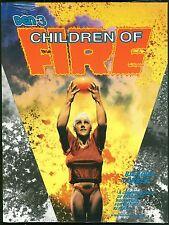 Den 3 Children of Fire Trade Paperback TPB SC Corben art Fantagor NEW Sealed NM