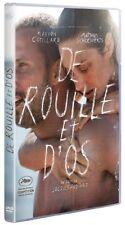 DVD *** DE ROUILLE ET D'OS *** avec Marion Cotillard, ... neuf emballé