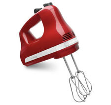 Red 5-Speed Hand Mixer (bff)