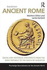 Ancient Rome: Social and Historical Documents from the Early Republic to the...