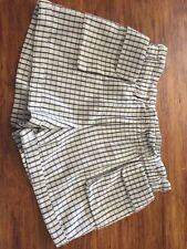 Witchery Linen Machine Washable Shorts for Women