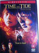 Películas en DVD y Blu-ray acciones time DVD