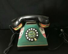 Push Button Poker Sport Phone Detailed Poker Styled Telephone Corded  LNC